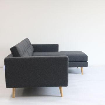 China Fabric Sofa Corner From