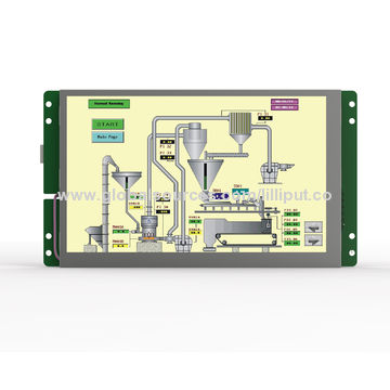 Graphic TFT LCD display modules with UART port