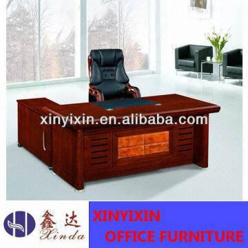 Mdf Office Manager Table Wooden Office Executive Desk Cheap