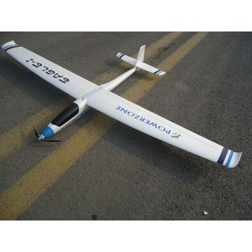 Remote Control RC Airplane Model--383 Glider KIT version airframe