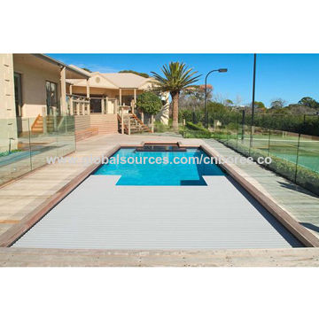 In ground Automatic hard swimming pool cover | Global Sources
