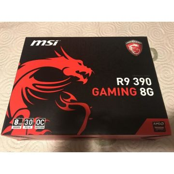 MSI AMD Radeon R9 390X (8192 MB) 30 7MH/s Etherium Mining