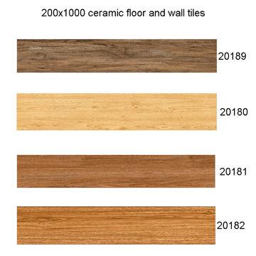 China 8 X40 Ceramic Floor Tiles