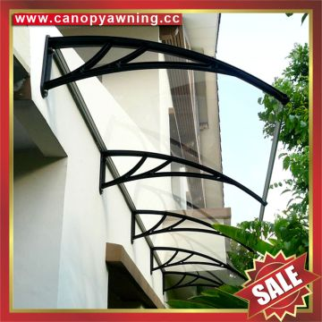 Diy Pc Door Window Awning Canopy Awnings Canopies Cover
