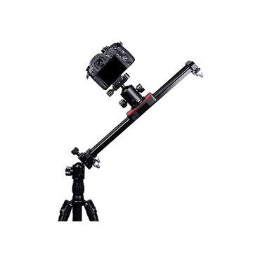Mini Portable Travel 40cm 15in Video Slider, Compact Little