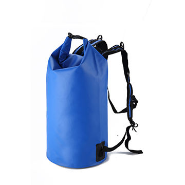 China Hot sale outdoor dry hiking backpack water resistant rucksack