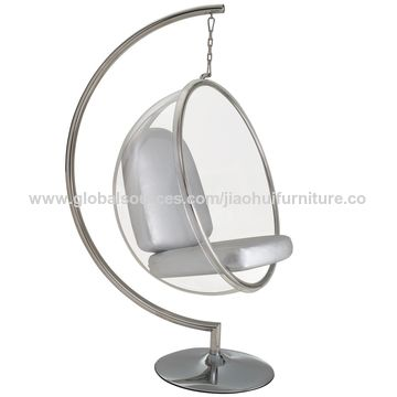 Acrylic hanging chair Cheap China Hot Sale Replica Home Furniture Acrylic Hanging Bubble Chairs Classic Clear Hanging Bubble Chair Pinterest Hot Sale Replica Home Furniture Acrylic Hanging Bubble Chairs