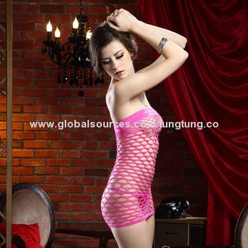 Taiwan Seamless Tube Dress