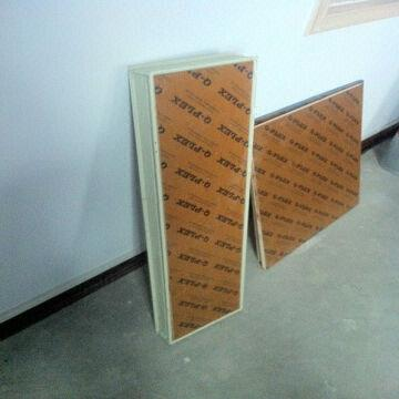 18mm Plastic Film Faced Plywood for Construction As Wall Panel