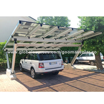 Carport Aluminium Aluminium Carport On Residential Home
