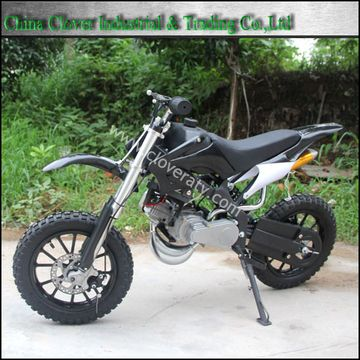 China 49cc Off Road Dirt Bike Mini Moto 49cc Pit Bike With Fast Speed