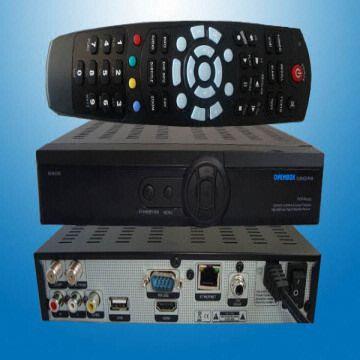 Receptor de satélite digital de HD PVR Openbox S10 con el