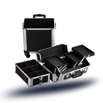 China Trolley Makeup Artist Case From Jiaxing Trading Company