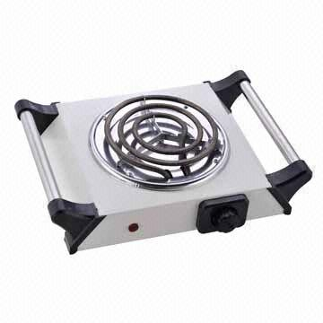 China Single Burner Electric Stove In Unique Design, Portable, Full Range  Thermostat