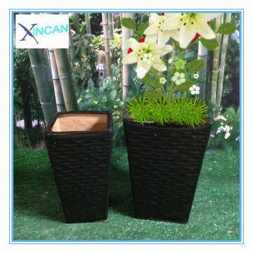 Pictures of different types of flower pots