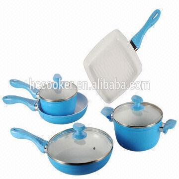 Ceramic cookware india