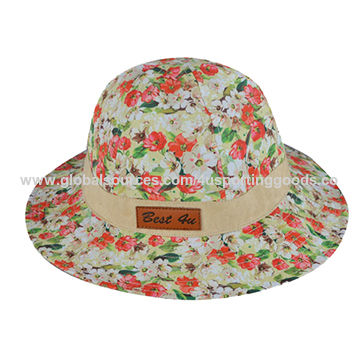 Customized suede bucket hat b453514c81b5