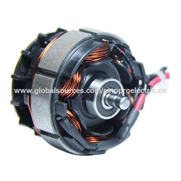 High Efficiency High Speed Brushless DC Motor