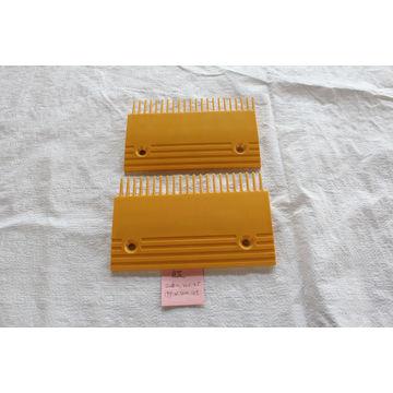 China Comb Plate Elevator Parts, Automatic Escalator Comb Plate 23/22 Teeth