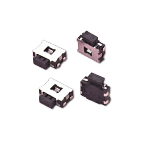 Taiwan Small Side Push Button Switch With Signal Input