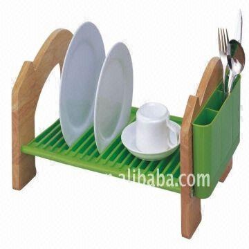 China Plastic mini dish rack/dish drainer/plate rack for kitchen in green color  sc 1 st  Global Sources & Plastic mini dish rack/dish drainer/plate rack for kitchen in ...