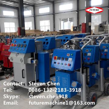 Manufacture polyurethane spray foam machine for sale | Global Sources