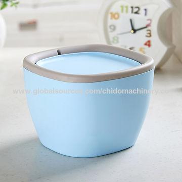 ... China New Design Mini Plastic Desk Trash Can Table Waste Bin Small  Dustbin ...