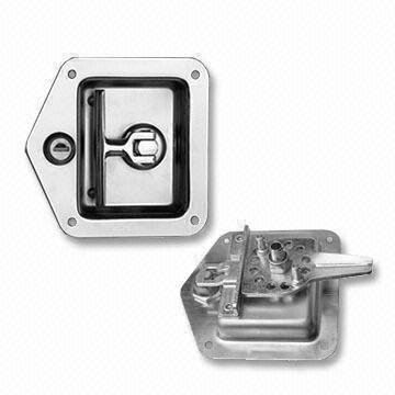 China Recessed Folding T Handle Latch Cabinet Lock Made