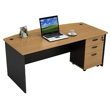 Wooden Desk Office Table Computer, Wooden Desks For Home Office