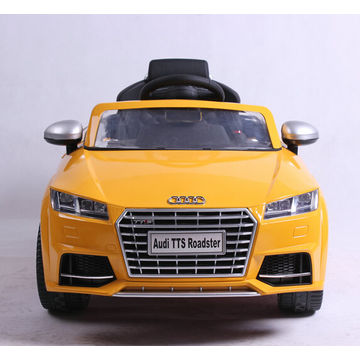 China Ride On Car Kids Electric Ride On Car From Shenzhen - Audi 6v ride toy cars