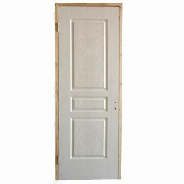 Pre hung wood interior door with molded or flush door panels and china pre hung wood interior door with molded or flush door panels and white primer planetlyrics Images
