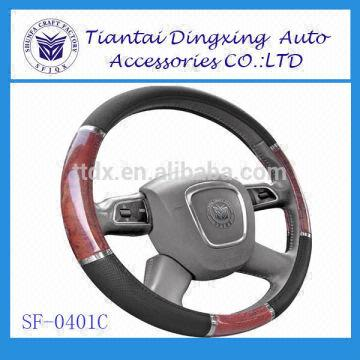 China Universal Glitter 13 Inch Wheel Covers Steering Cover
