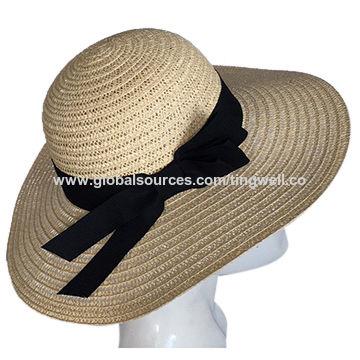 240d511ae5c2b China TW192003 straw hat