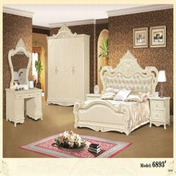 Royal Home Furniture White Modern Bedroom Sets , Bedroom Sets with ...