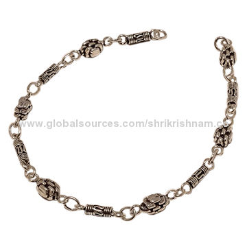 indian necklace and anklets copy anklet hr product sarajo silver india