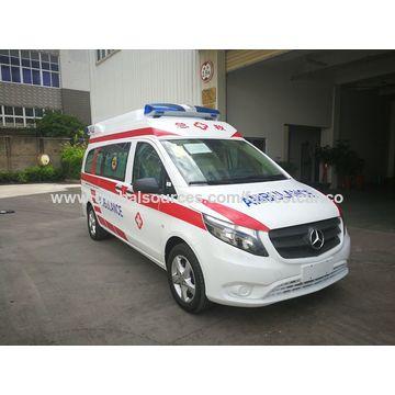 China medical vehical,ambulance,mobile clinic from Fuzhou