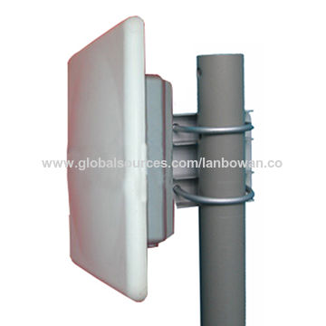 China Wifi WLAN Outdoor Patch Antenna for long range from