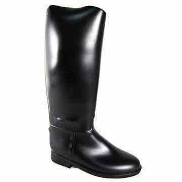 Horse Riding Boots, Comfortable to Wear, Durable, OEM Services are ...