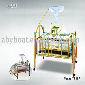 Cama de bebé, pesebre del bebé, choza de bebé, producto del bebé ...