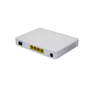 4*GE GPON ONT Compatible Huawei/ZTE/Fiberhome/Alcatel-Lucen OLT