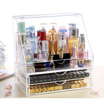 China Acrylic Makeup Organizer