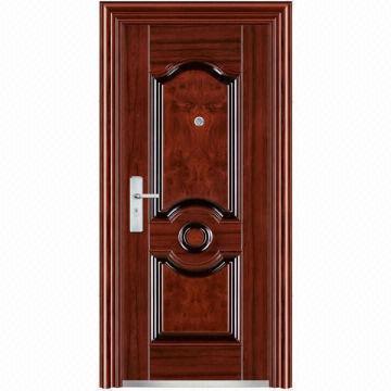 ... China Jinyida Security Doors New Models Hot Sale Steel Security Door  Metal Door Interior Door