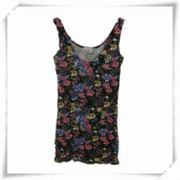 05b3f69139d82 China Women formal shirts designs women hot sex image tank tops in bulk
