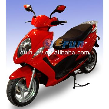 China Lithium Battery Electric Motorcycle Efun F 5000