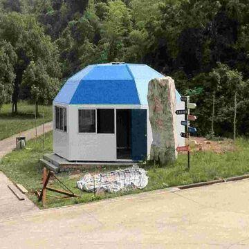 China Modular Dome House,prefabricated House,dome House, Dome Housing,easy  Doem
