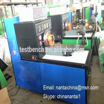 12PSBG-IV Diesel Injection Pump Testing Equipment/fuel injector test