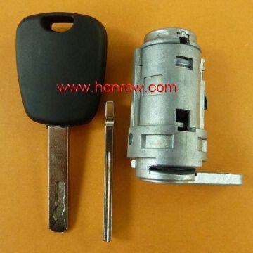 Citroen door Lock With 407/HU83 Key Blade,citroen c3,c4,C5 locks for ...