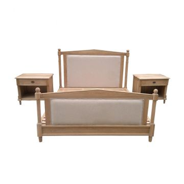 Classical wood bed design bedroom furniture | Global Sources