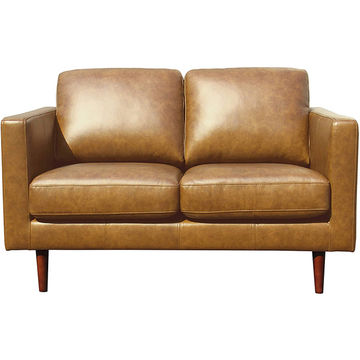 Wooden Living Room Bed 2 Seater Sofa, What Size Is A 2 Seater Sofa
