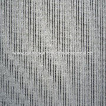 ... China 7.5W Corduroy TC Bonded Sofa Fabric